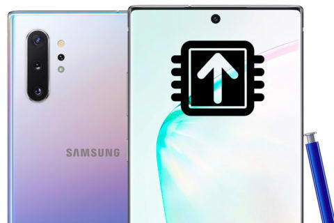 galaxy note 10 update firmware