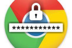 Google Chrome ukládání hesel