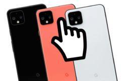 Google Pixel gesta Columbus