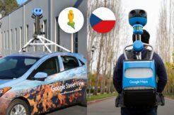 Google Street View ČR 2020