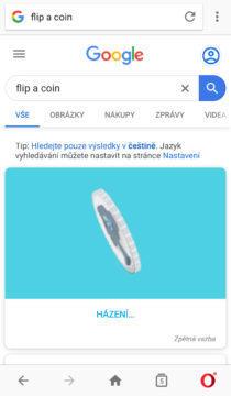 hod mincí android