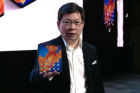 Huawei Mate Xs představení specifikace cena