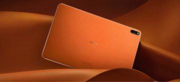Huawei MatePad Pro orange