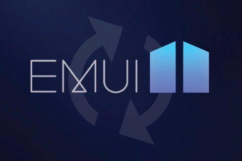 Huawei update EMUI 11