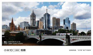 jak fotí Xiaomi Mi 10 město 1