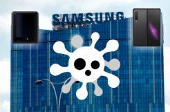 koronavirus Samsung Gumi továrna Galaxy Z Flip Fold