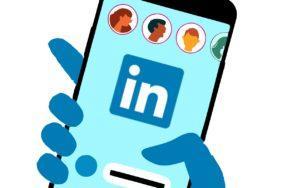 LinkedIn stories testování