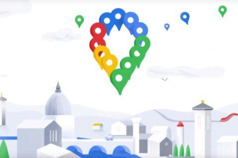 Mapy Google novinky narozeniny
