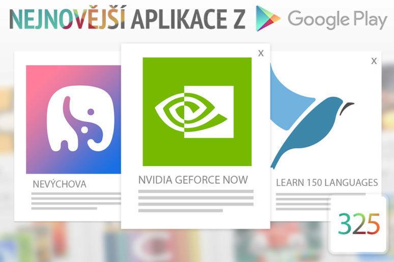 Nejnovější aplikace z Google Play #325: nová cloudová herní platforma
