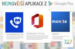 Nejnovější aplikace z Google Play #327: info o nebezpečných výrobcích