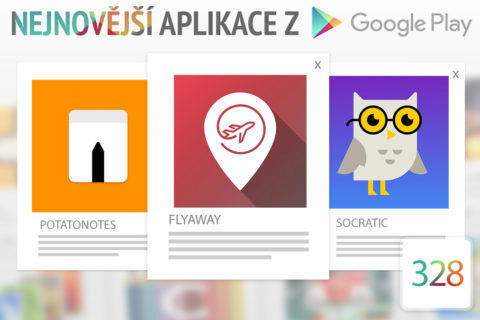 Nejnovější aplikace z Google Play #328: upozornění na levné letenky