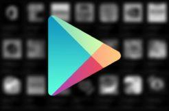 Obchod Play smazané aplikace