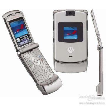 Ohebné telefony zastupuje Motorola Razr