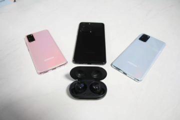 představení Samsung Galaxy S200021