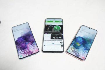 představení Samsung Galaxy S200025