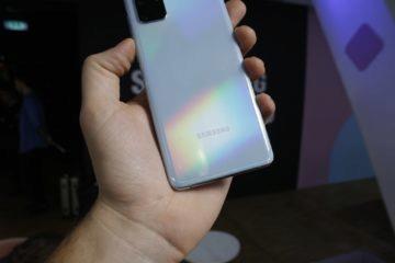 představení Samsung Galaxy S200031
