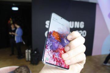 představení Samsung Galaxy S200033