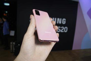 představení Samsung Galaxy S200034