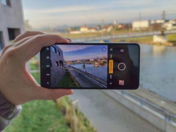 Realme X2 Pro fotoaplikace
