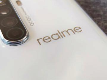 Realme X2 Pro logo