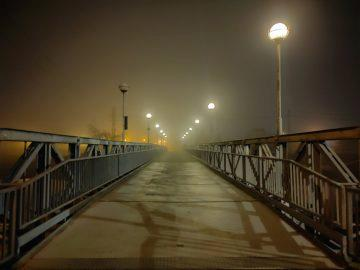 Realme X2 Pro primární snímač noční režim mlha