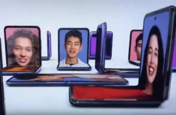 reklama Samsung Galaxy Z Flip