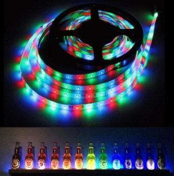 RGB LED světlo