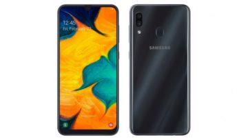 samsung galaxy a30 android 10