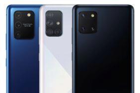 Samsung Galaxy S10 Lite Note10 Lite A71 ČR