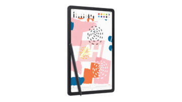 Samsung Galaxy Tab S6 Lite uniklé specifikace vertical