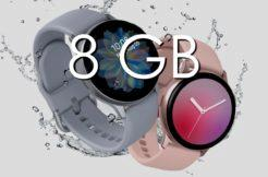 Samsung Galaxy Watch 8 GB