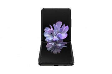 Samsung Galaxy Z Flip black0003