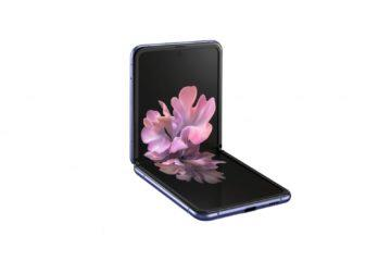 Samsung Galaxy Z Flip purple0004