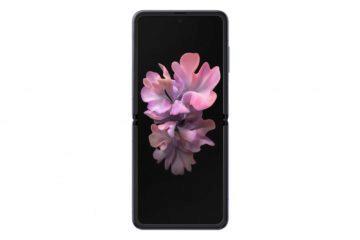 Samsung Galaxy Z Flip purple0006