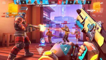 Shadowgun War Games ingame screenshot 1