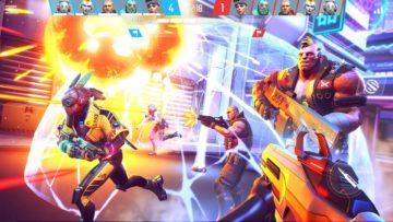 Shadowgun War Games ingame screenshot 12