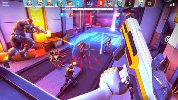 Shadowgun War Games ingame screenshot 2