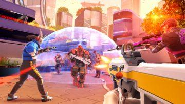 Shadowgun War Games ingame screenshot 3