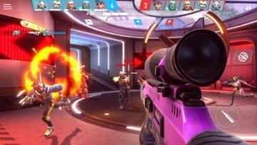 Shadowgun War Games ingame screenshot 5