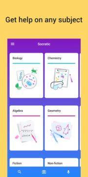 Socratic by Google - studentský pomocník