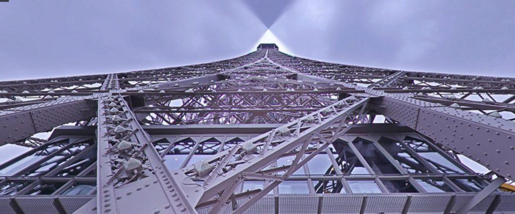Street View Eiffelova věž