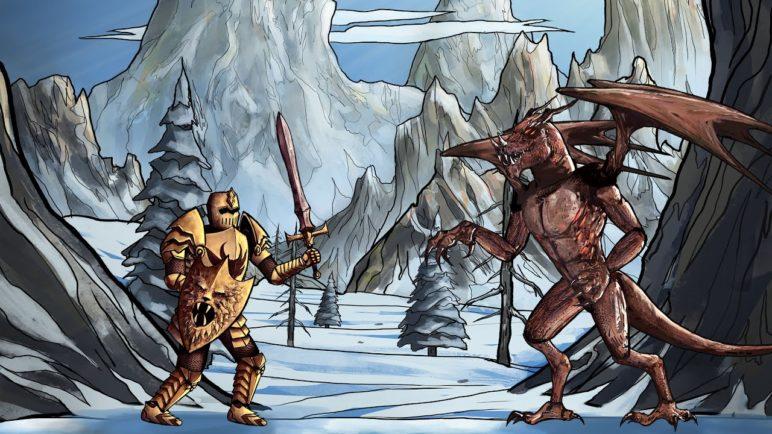 The Elder's Quest - Trailer
