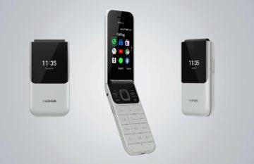 Tlačítková Nokia 272 Flip