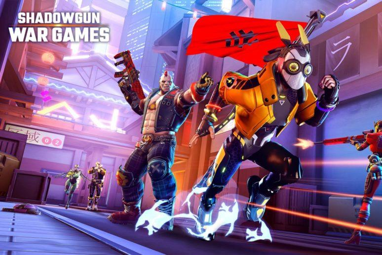 vychazeji Shadowgun War Games