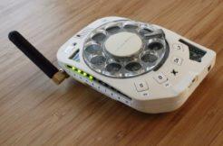 vytáčecí mobilní telefon od Justine Haupt
