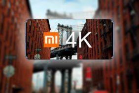 Xiaomi Mi 10 4K video