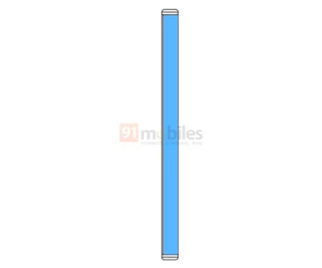 Xiaomi Mi MIx Alpha novy patent bok