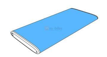 Xiaomi Mi MIx Alpha novy patent predni strana