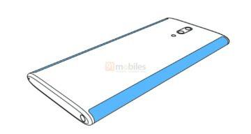 Xiaomi Mi MIx Alpha novy patent zada
