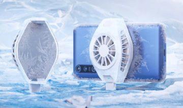 Xiaomi příslušenství 2020 Mi 10 Air cooling fan